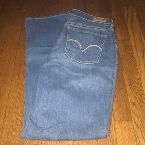 Levi's jeans 512 perfectly sliming straight leg 14